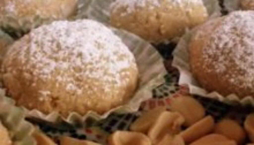 מתכון עוגיות בוטנים מרוקאיות - עוגיות בוטנים של פעם