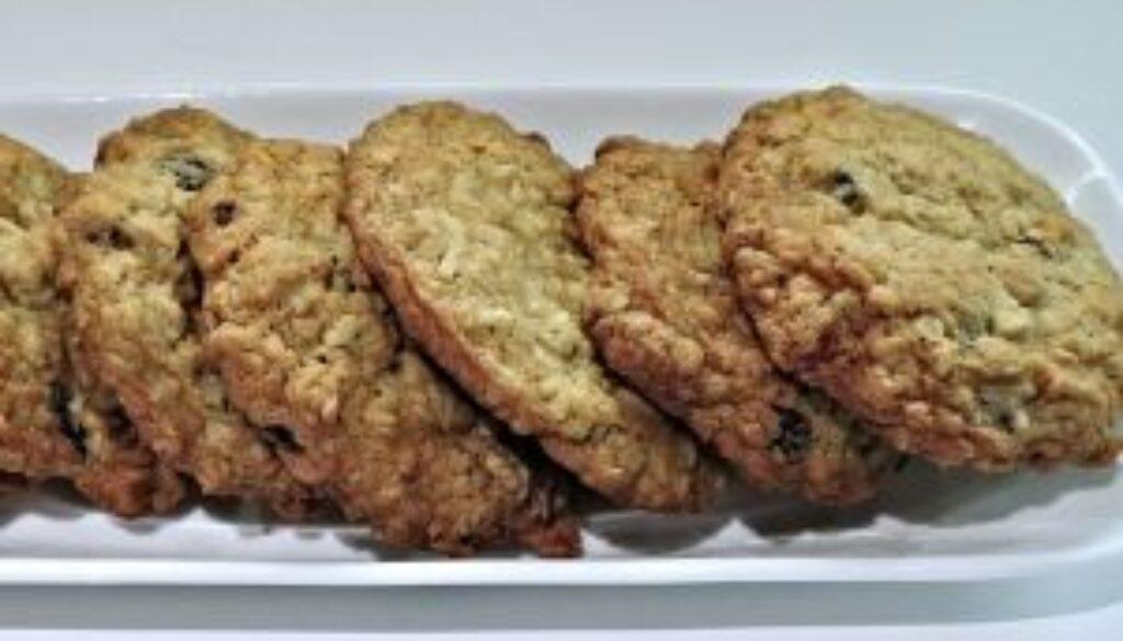 מתכון עוגיות טחינה ושיבולת שועל