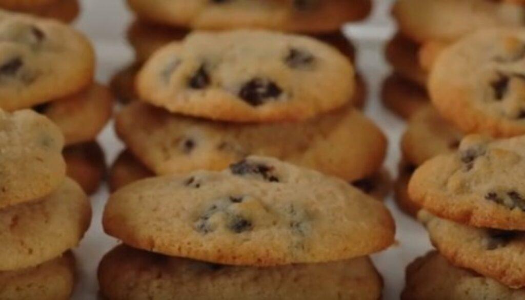 עוגיות צימוקים